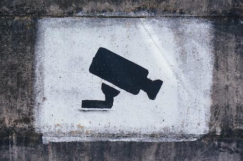 CCTV painting