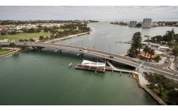 Mandurah Bridge  Copyright Sitevisuals