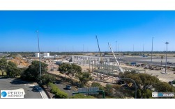 Perth Airport T1 Combined Logistics Facility  Copyright Perth Airport Pty Ltd