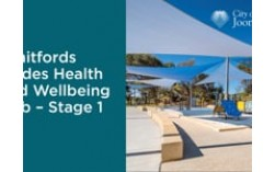 Whitfords Nodes Health and Wellbeing Hub - Stage 1