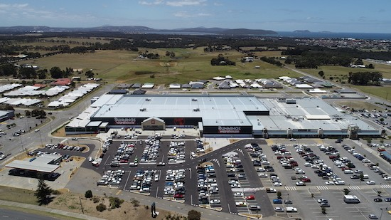 New Bunnings for Albany
