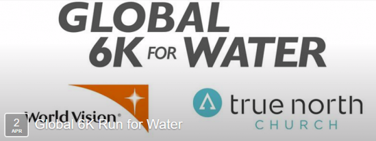 Global 6k for water