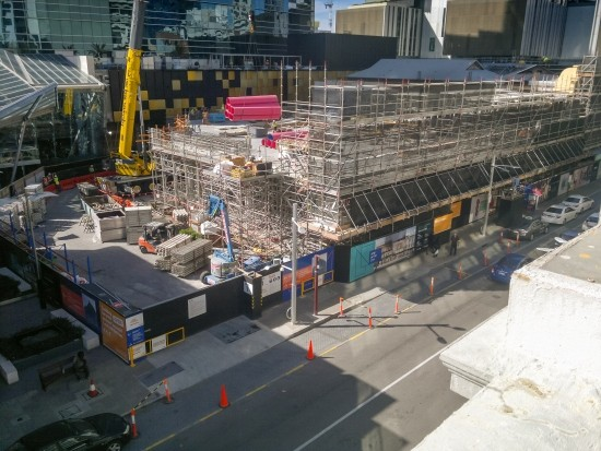 Raine Square Update - Jun 18